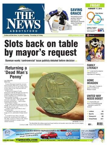 Fri feb 17 2012 abbotsford news by abbotsford news issuu page 1 sciox Choice Image