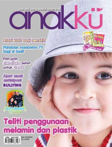 Majalah anakku edisi Desember 2012