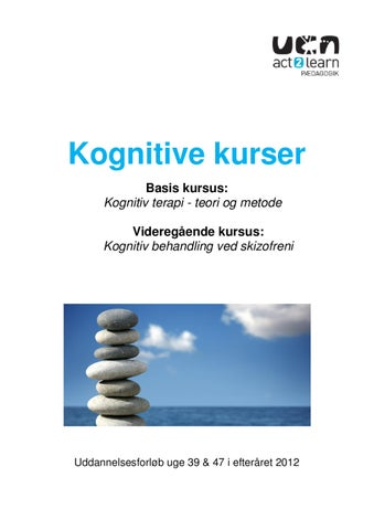 kognitiv terapi nordjylland