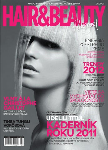 92f0542a66 HAIR BEAUTY 1 2012 by Roman Zelenka - issuu