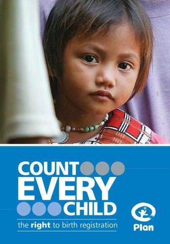 Count Every Child by Plan International Nederland - issuu