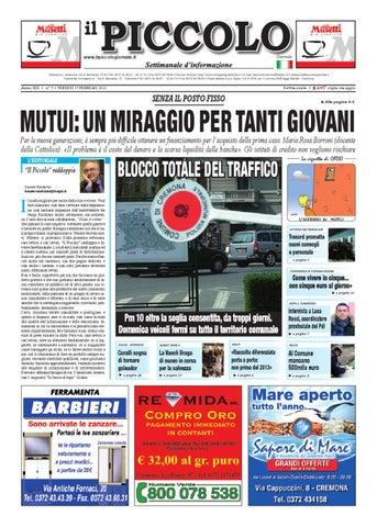 Il Piccolo Giornale di Cremona by promedia promedia - issuu b2460895e41