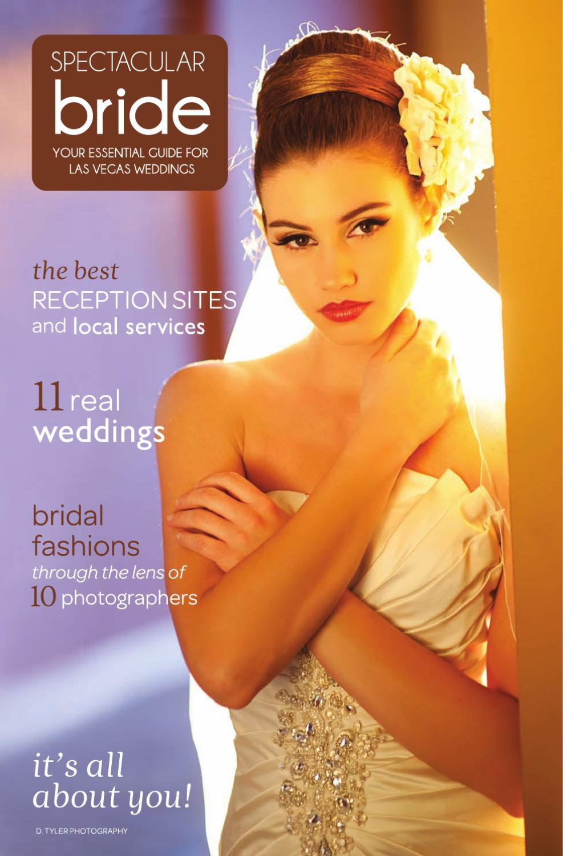 d17778e58ddf Spectacular Bride of Las Vegas Jan 2012 Vol. 22 Num. 1 by Bridal  Spectacular - issuu