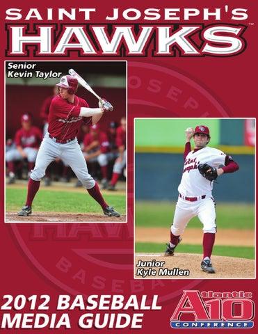 fb37702ccc2 2012 Saint Joseph s Baseball Media Guide by Saint Joseph s Athletics ...