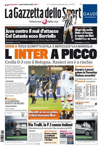 www.gazzetta.it sabato 18 febbraio 2012 1 afc18d7fe387