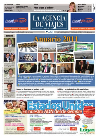 b1ee61db8 La Agencia de Viajes Argentina N° 1.194 by Ladevi Media & Solutions ...