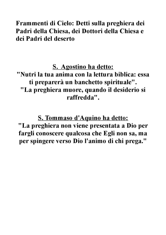 Favorito Frasi dei dottori della chiesa by Agostino rollo - issuu FQ63