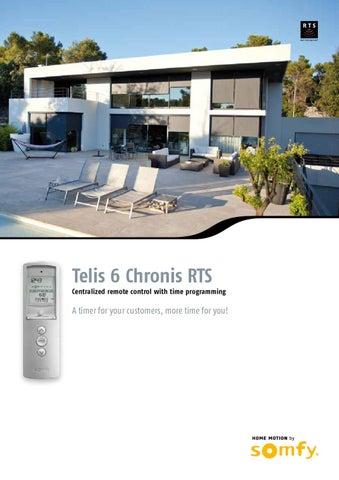 Telis 6 Chronis By Bestrol Bestrol Issuu
