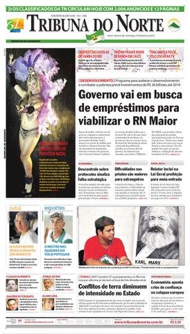 Tribuna do Norte - 19 02 2012 by Empresa Jornalística Tribuna do ... 52a4f66230ef7
