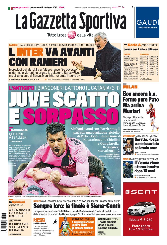 Gazzetta dello Sport 19 2  9faf0044ca04