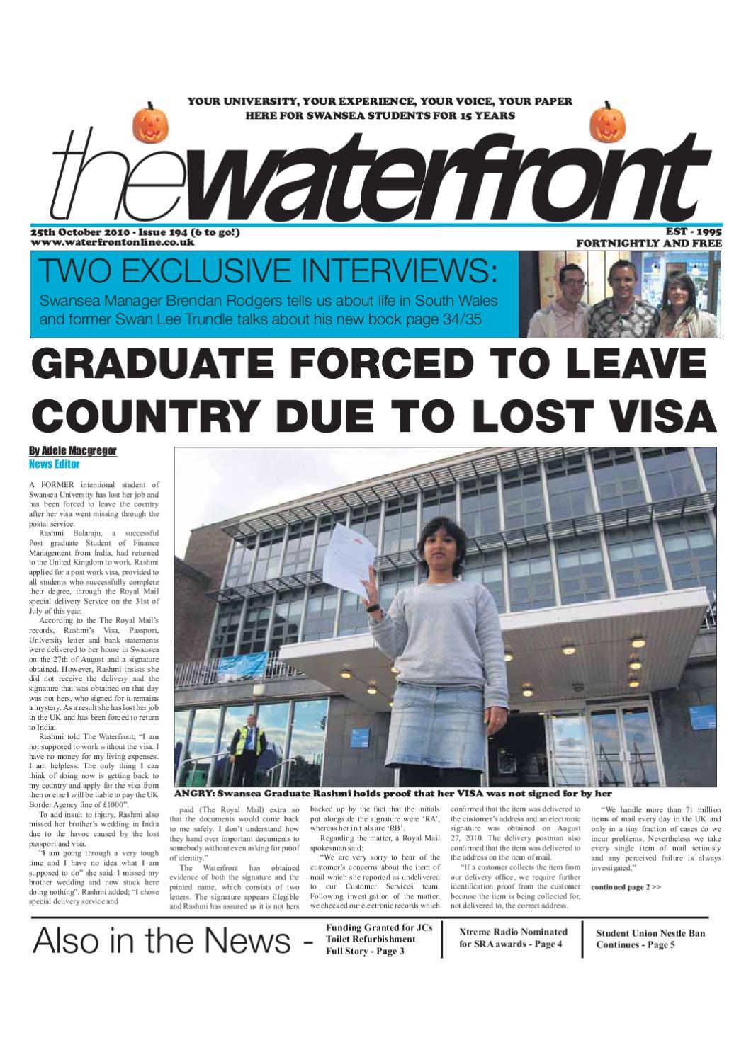 Issue 194 By Waterfront Issuu How Does A Printed Circuit Board Work Ehow Uk