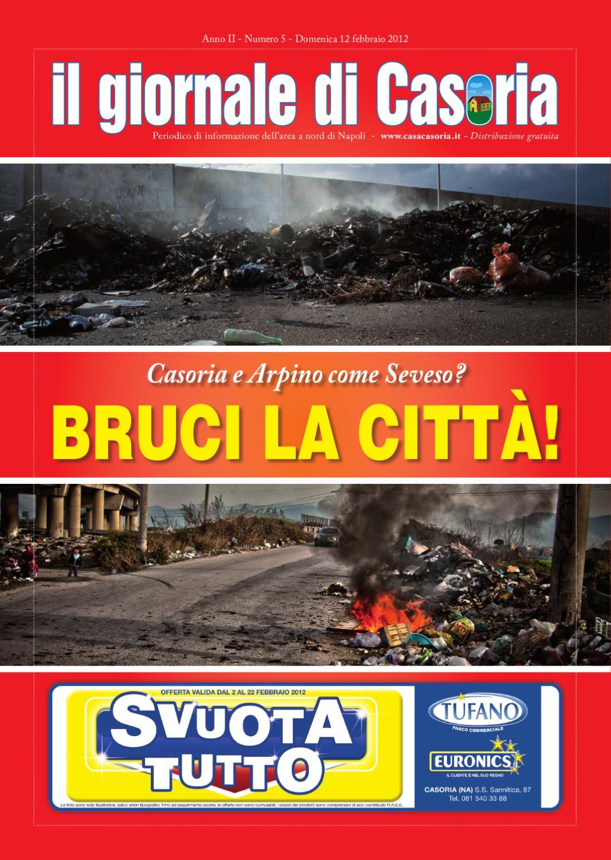 Che Tempo Fa A Casoria il giornale di casoria by flamacom flamacom - issuu