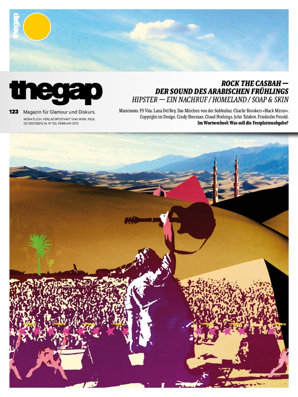 The Gap 123 by Monopol Medien GmbH - issuu