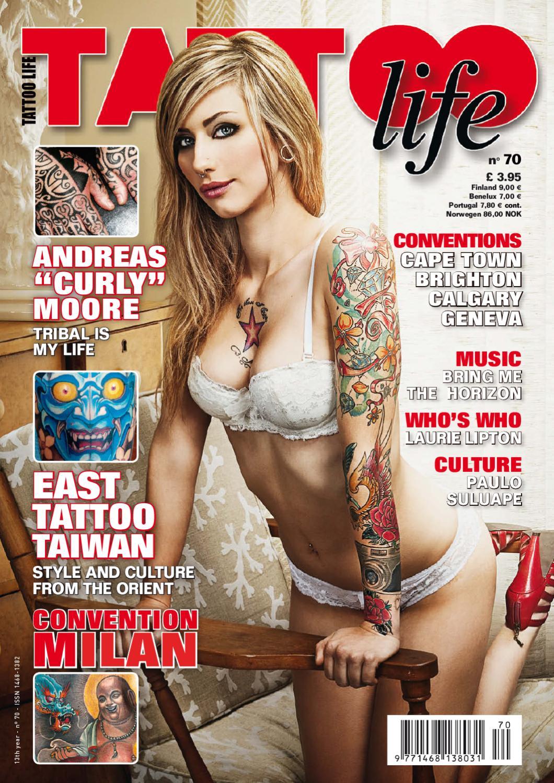 FREE ISSUE Tattoo Life Magazine (English Language) by Tattoo Life ...