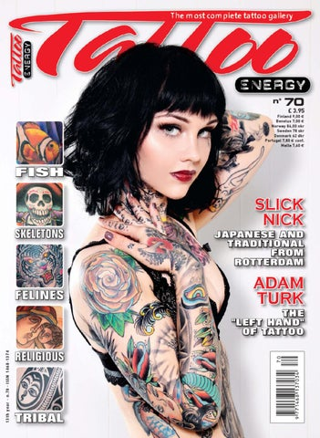 free issue tattoo energy magazinetattoo life production - issuu