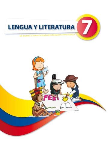 7º Grado. Lemguaje y Literatura by Trasteando Ideas - Issuu