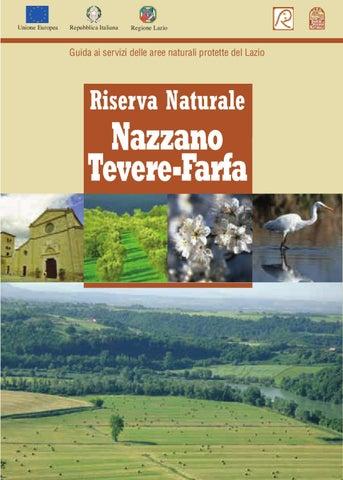 Guida Riserva Naturale Regionale Nazzano Tevere-Farfa by sirio ... 448708719e3
