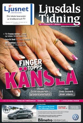 Ljusdals Tidning Nr 1 2011 By Hälsinge Allehanda Issuu