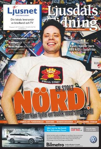 Ljusdals Tidning Nr 2 2011 By Hälsinge Allehanda Issuu