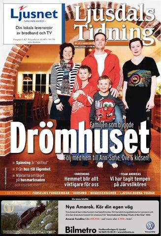 Ljusdals Tidning Nr 3 2011 By Hälsinge Allehanda Issuu