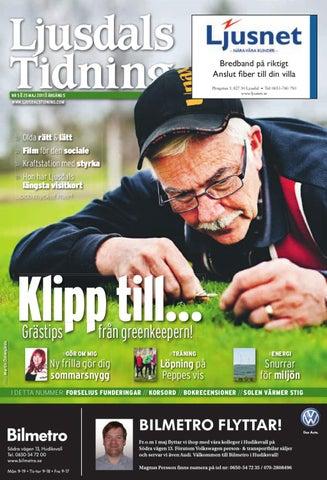 Ljusdals Tidning Nr 5 2011 By Hälsinge Allehanda Issuu