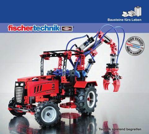 135 Bauteile ab 5 NEU Fischertechnik Junior Jumbo Starter Baukasten 16 Modelle
