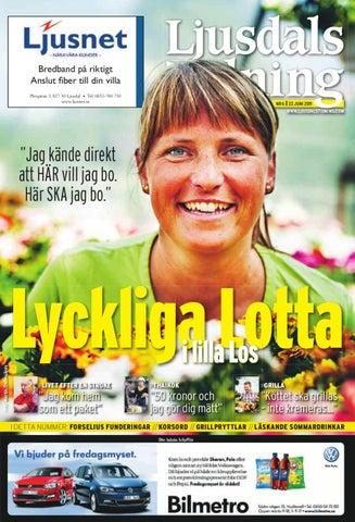Ljusdals Tidning Nr 6 2011 By Hälsinge Allehanda Issuu