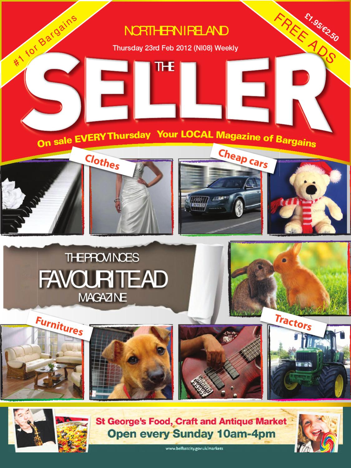 The Seller Ni Issue 13 By Ids Media Group Ltd Issuu Comport Carpet Karpet Mercy E200 Compressor Deluxe 12cm