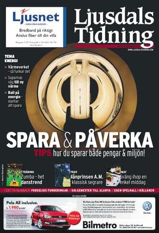 Ljusdals Tidning Nr 9 2011 By Hälsinge Allehanda Issuu