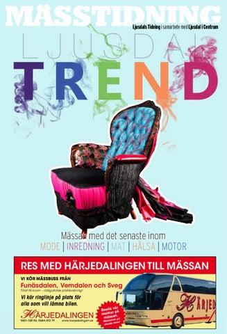 Ljusdals Tidning Nr 10 Ljusdal Trend 2011 By Hälsinge Allehanda