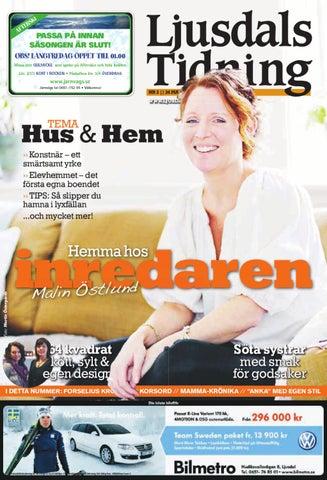 Ljusdals Tidning Nr 3 2010 By Hälsinge Allehanda Issuu
