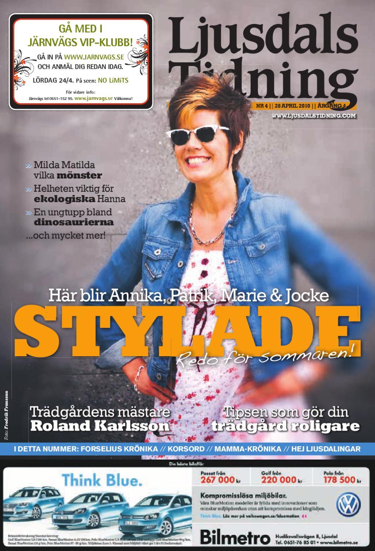6417c8635f7 Ljusdals Tidning nr 4 / 2010 by Hälsinge Allehanda - issuu