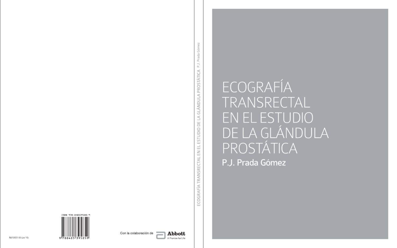 volumen de ultrasonido de próstata cc 3