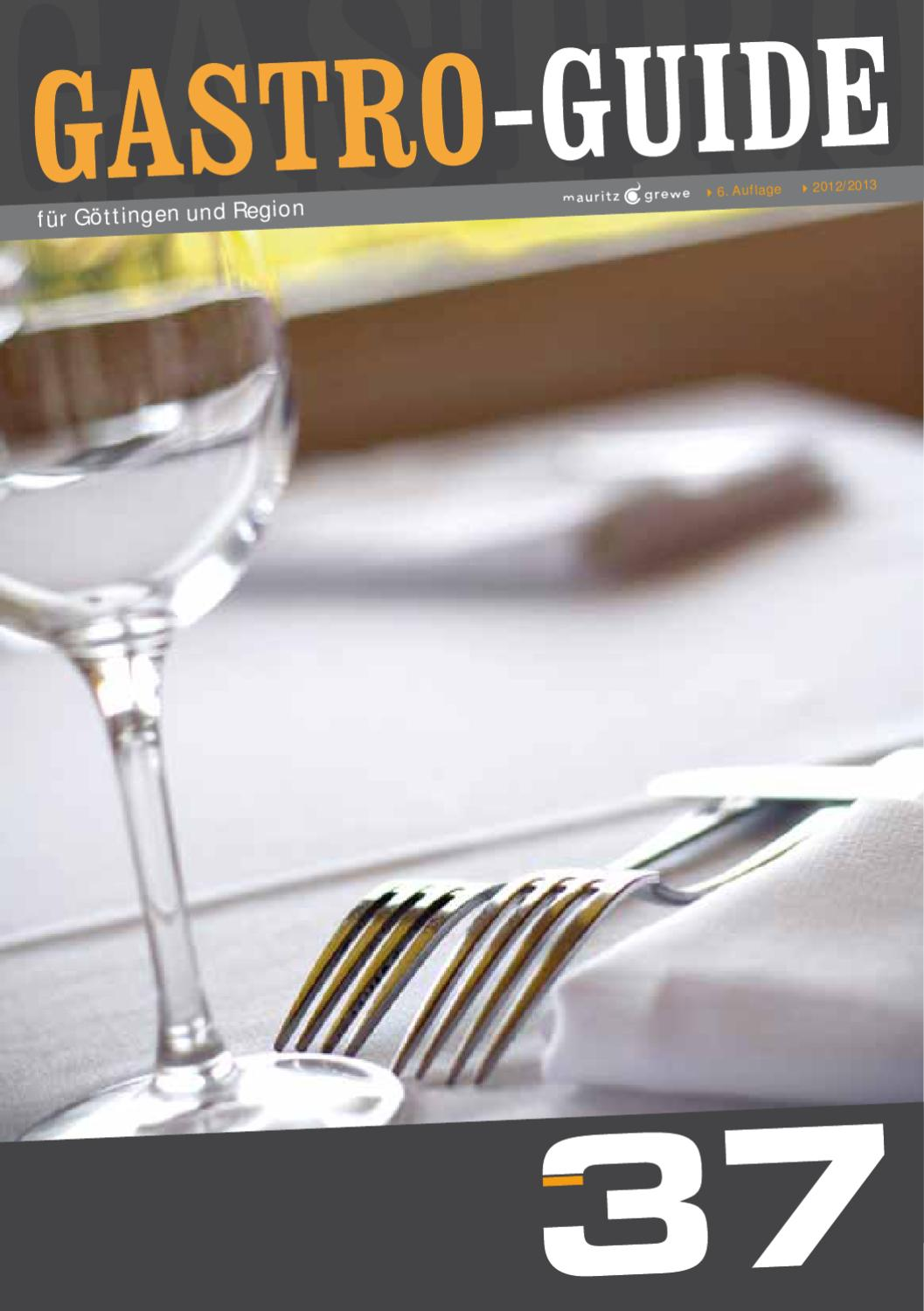 Gastro-Guide 2012 by Lars Walter - issuu