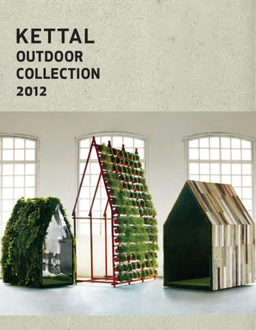 Catalogue Kettal 2012 by Asv Mobilier - issuu