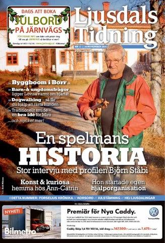 Ljusdals Tidning Nr 11 2010 By Hälsinge Allehanda Issuu