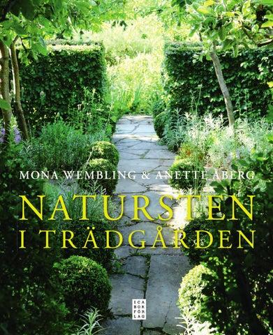 natursten i trädgården