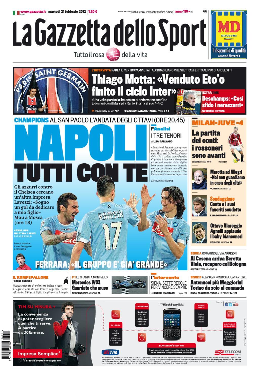 Gazzetta dello Sport 21 2  f820a1bbdb4a