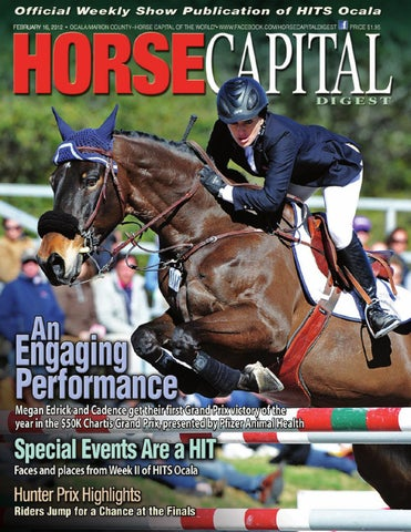 Horse Capital Digest Feb  16, 2012 by Florida Equine