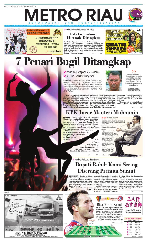 Metro Riau 22 02 2012 By Harian Pagi Issuu Mercedes Benz S 400 Tahun 20016 Karpet Mobil Comfort Deluxe 12mm Car Mat Full Set