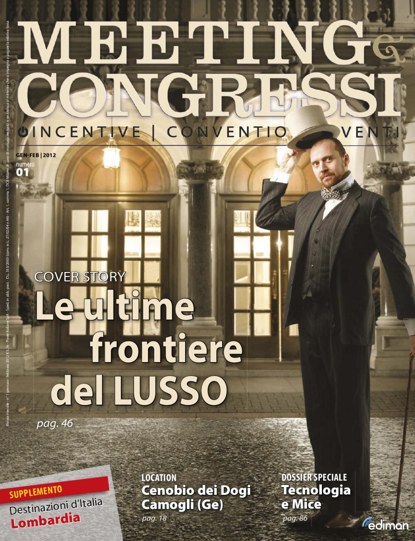 649f4e32ba763 Meeting e Congressi - Gen Feb 2012 by Ediman - issuu