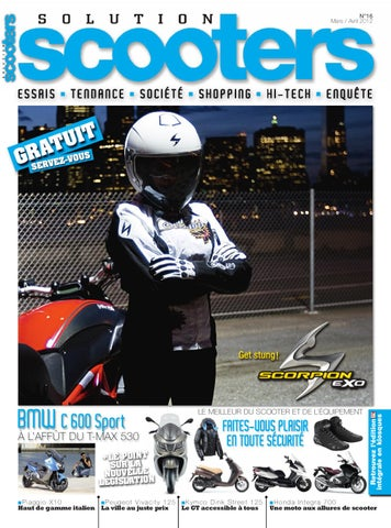 Solution Scooters n°16 by Solution Scooters - issuu cf9c7457576