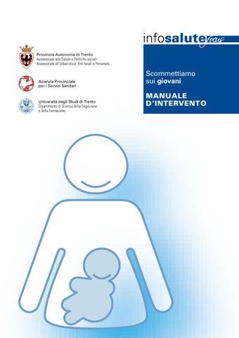 Scommettiamo sui giovani. Manuale d intervento by Attilio Pedenzini ... 9153beaadcb7