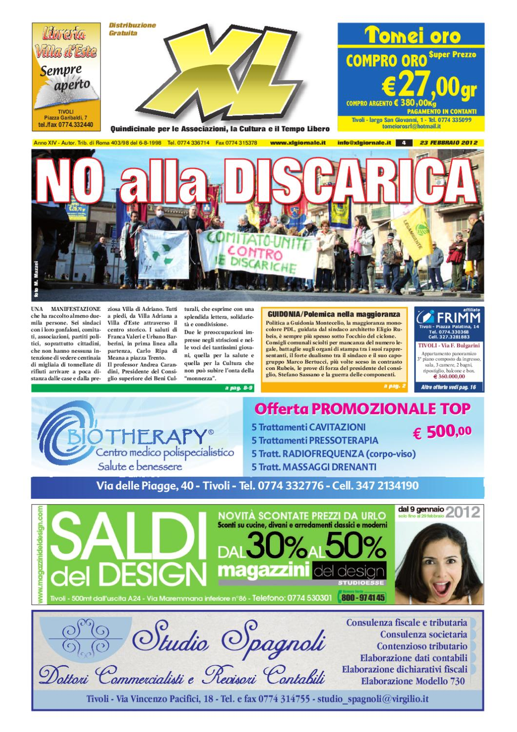 Xl Giornale 04 2012 By Xl Giornale Issuu