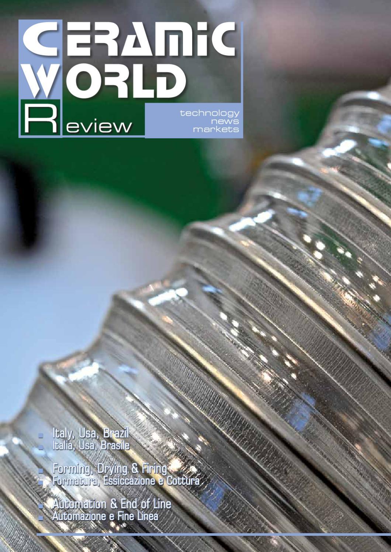 ceramic world review 95/2012 by tile edizioni - issuu - La Sede Del Progetto E Larredamento Propan