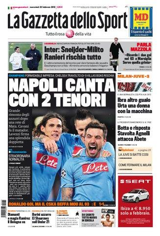 deba7bb461 Gazzetta dello Sport 22/2 | SAS by seriea streaming - issuu