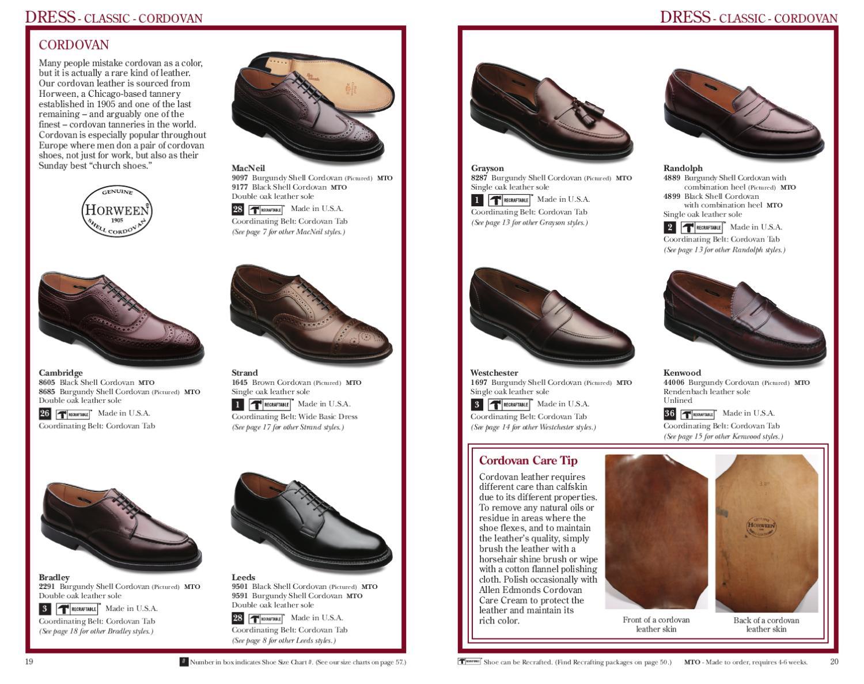 Allen Edmonds Spring 2012 Catalog By Allen Edmonds Shoe Corporation