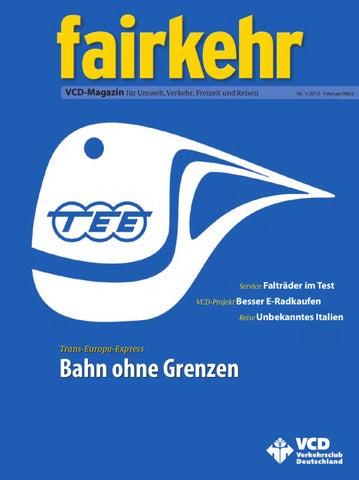 fairkehr 1/2012 by fairkehr - Die Agentur - issuu