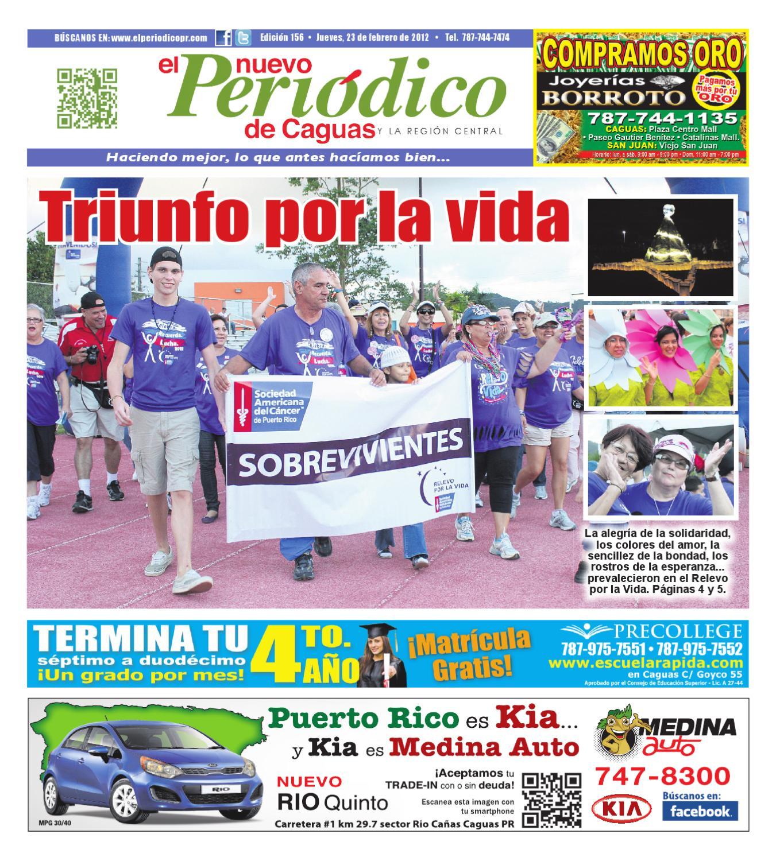 El Nuevo Peri³dico 156 by El Nuevo Periodico de Caguas issuu