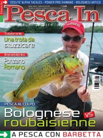 PescaIn Agosto 2009 by clara micheli - issuu 7047a370f613